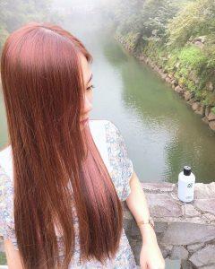 漂髮 後使用不羈紫
