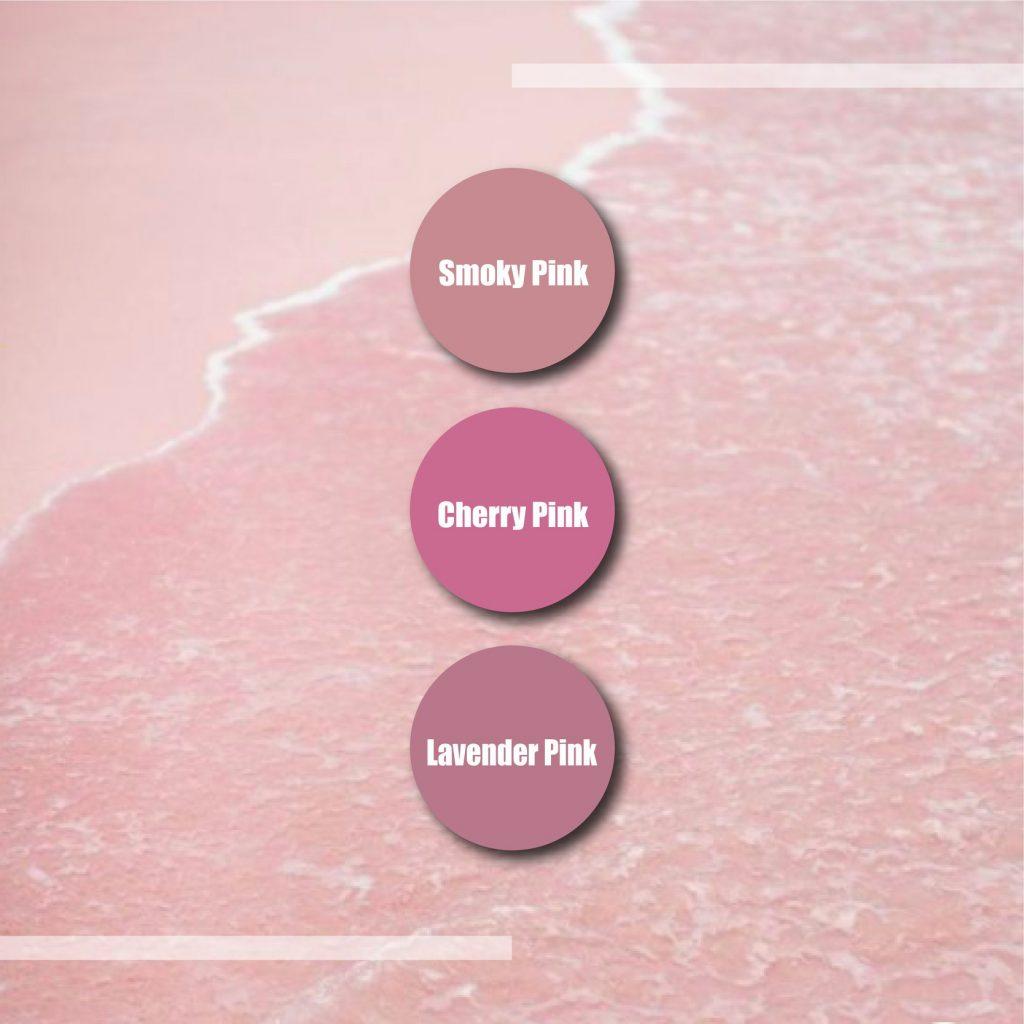 粉紅髮色 情境