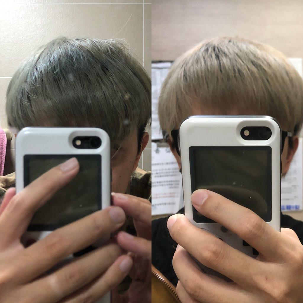 頭髮卡綠色怎麼辦