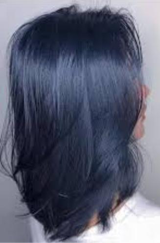 藍色頭髮不漂